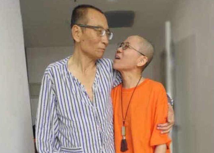Liu Xiaobo overleden