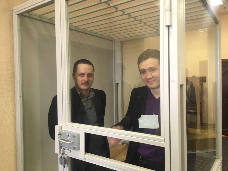 Politiek gevangene Dmitriy Vasylets vrijgelaten
